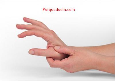 Porqué Duelen Los Dedos De Las Manos